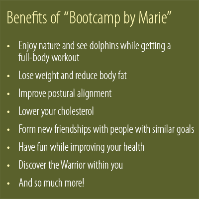 Benefits of Bootcamp by Marie
